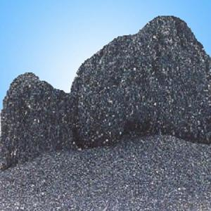 SiC 97.8% black silicon carbide 60 mesh for Coated abrasives