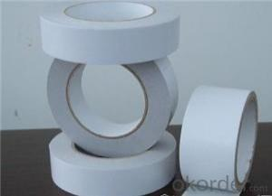 Solvent Based  Double Sided Tissue  Tape