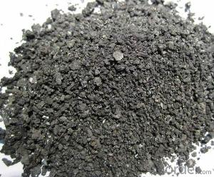 Black Silicon Carbide/Black SiC for Processing Low Tensile Strength Material