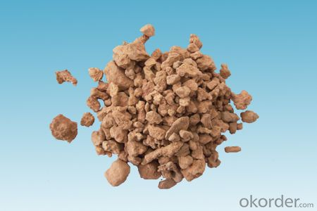 Best Sale in USA Refractory  Calcined Bauxite Furnace Bauxite
