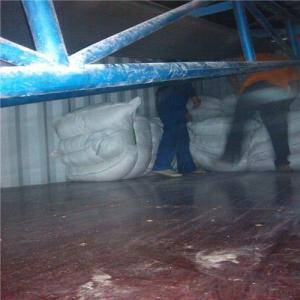 China Heat Insulation Ceramic Fiber Bulk for Industrial Boiler