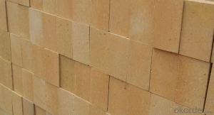 High Refractoriness Fireclay Checker Brick for Hot Blast Furnace