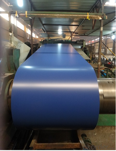 Hot-Dip Galvanized Steel/Pre-Painted Steel Coil for Tiles Thickness 0.5mm