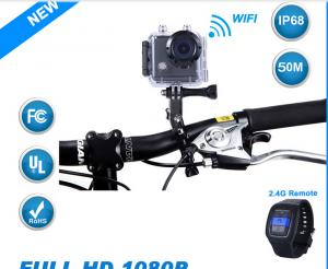 Full HD 1080P Action Cam WIFI Action Cam X3HDR