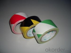 Natural  Rubber  PVC  Floor  Marking Tape