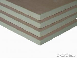Regular Gypsum Board Building Materials in China