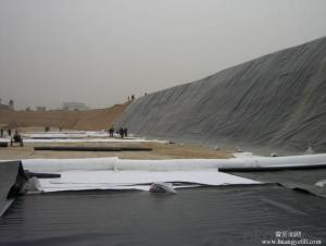 Non Woven Landcapes Geotextiles with Needle Punched