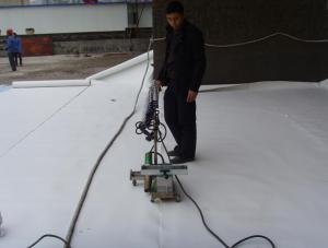 PVC Roofing Waterproof Plastic Membrane