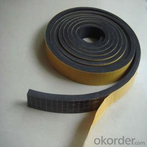 Single Sided Solvent Based Acrylic PE  Foam Tape
