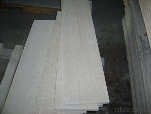 Wood Fiber Cement Board for Partition Wall