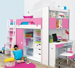 Children Bedroom Bunk Bed of High Quality