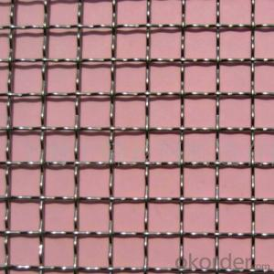 Square Wire Mesh/Galvanized Iron Wire, Stainless Steel Wire