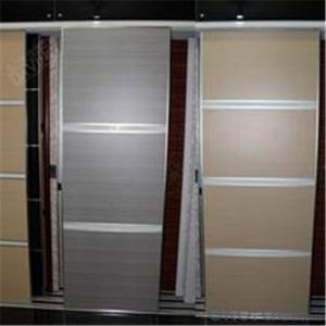 Micropores Insulation  Fireproof Board for Firedoor