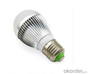 LED Bulb Series 3W-4.7W COB LED Inside Higher Brilliant