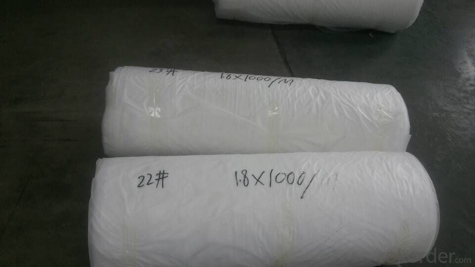 PP/PET Needle Punched Non-Woven Geotextile/Non-Woven Geotextile