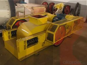 PG Series Roller Crusher is The Best Choice For Your Mining Business