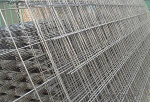 High Tensile Steel Fabric ASTM BS4449 Rebar Steel Net
