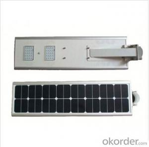 Solar Street Light C5-100W and Save Energy-2015 New Products