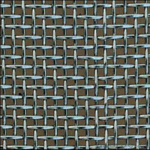 Crimped Wire Mesh/Crimped Weave Wire Mesh