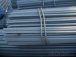 Hot Rolled Deformed Steel Rebars for Buildings ASTM Standard