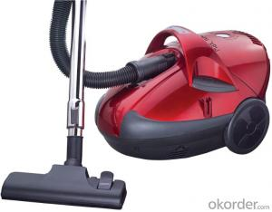 Water Filtration Vacuum Cleaner Wet and Dry Cyclone with outlet HEPA H10