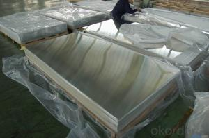 Aluminium Plain Sheet for Construction and Curtain Wall