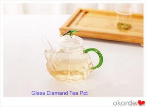 Borosilicate Glass Coffee Pot/Tea Pot/Water Jug