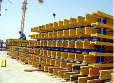 Timer Beam Formwork H20 with High Quality Support System in Building Industry