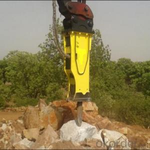 Exvacator Mounted Hydraulic Breaker-Trb1000 Top Quality