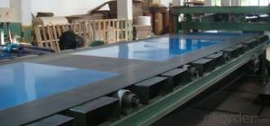 Plain Aluminium Sheet for Building Usage