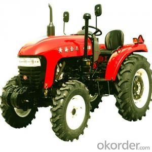 Agricultural Tractor JINMA-400-604A Best Seller