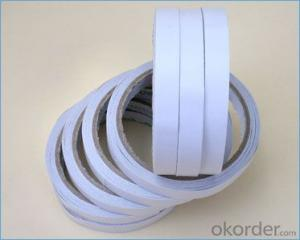 Household Use Adhesive Double Sided Tissue Tape