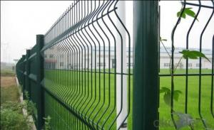 Playground Beautiful Wire  Mesh  Fencing