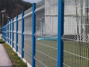 Metal Material Welded Wire Mesh  Fencing