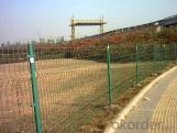 Reinforced Galvanized  Wire Mesh  Fencing