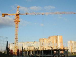 Tower Crane of TC6024 with 12 Ton Max Load and Span 60M