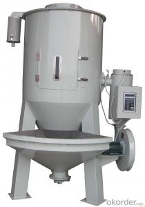Plastic Mixing Drying Machine Plastic Hopper Dryer Plastics Dry Mixer