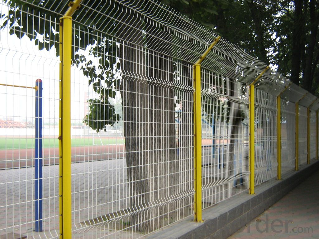 Playground High Security  Wire Mesh Fence