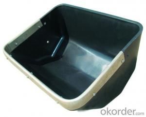 Agricultural Equipment Plastic Feeding Trough(440*370*230mm)