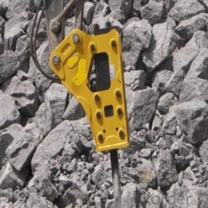 Hydraulic Jack Hammer for Concrete to Break Rock