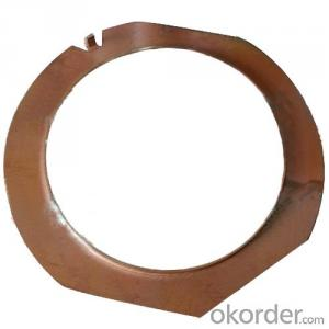 Concrete Pumps Spare Parts Collar Disc Q90