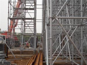 Steel Ringlock Scaffolding (AS1576 & AS1577)