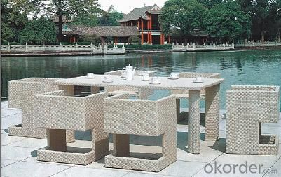 Chair and Table Set Patio Furniture Garden Furniture Wicker Furniture Rattan Furniture