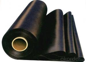 EPDM  Rubber  Weldable Waterproofing Membrane for Roof