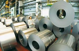 Tin Plate Coils and Sheets for Chemical Can Making