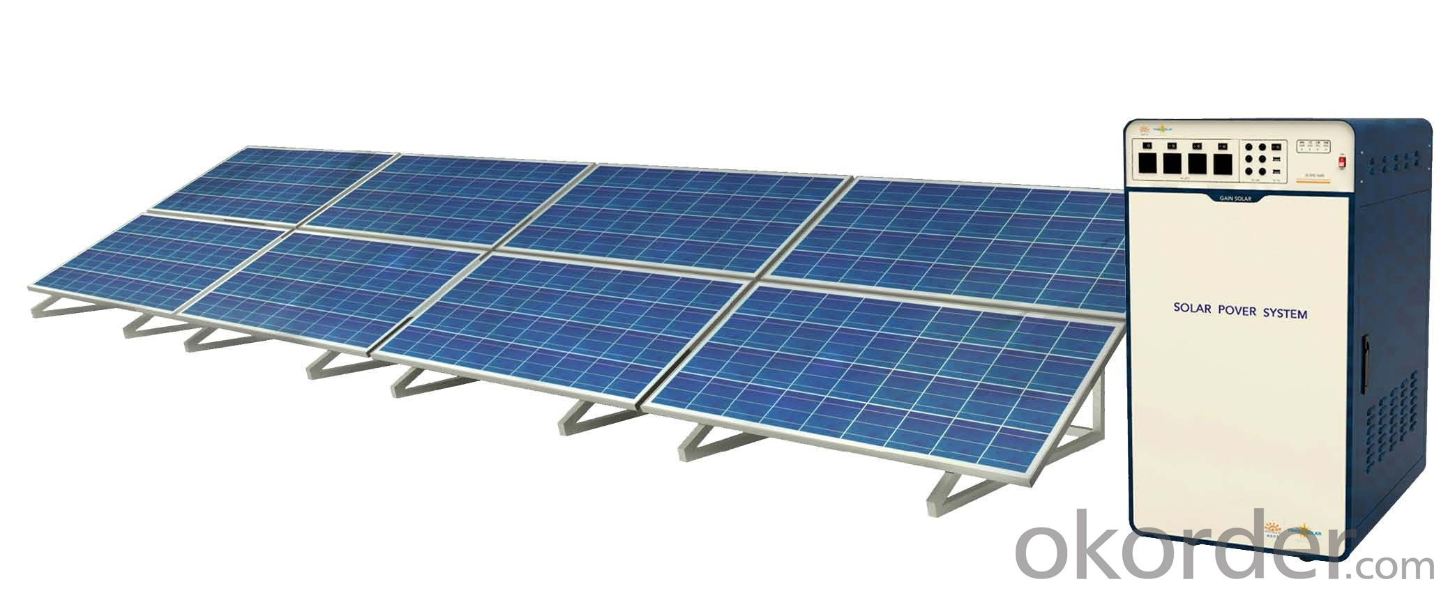 Buy Off Grid Solar Power System Js Sps 2000 Price Size