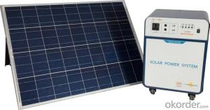 Off-grid Solar Power System JS-SPS-200