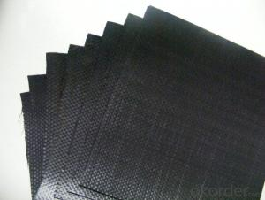 High Strength and Low Elongation Road Construction Geotextile Fabric