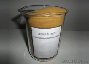 Naphthalene Concrete Admixture 2015 hot Sale