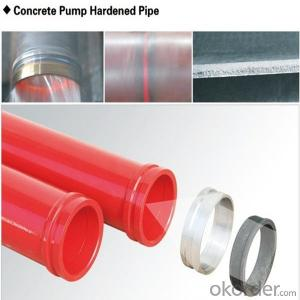 DN150 Wear-resistant Pipe for Concrete Pump